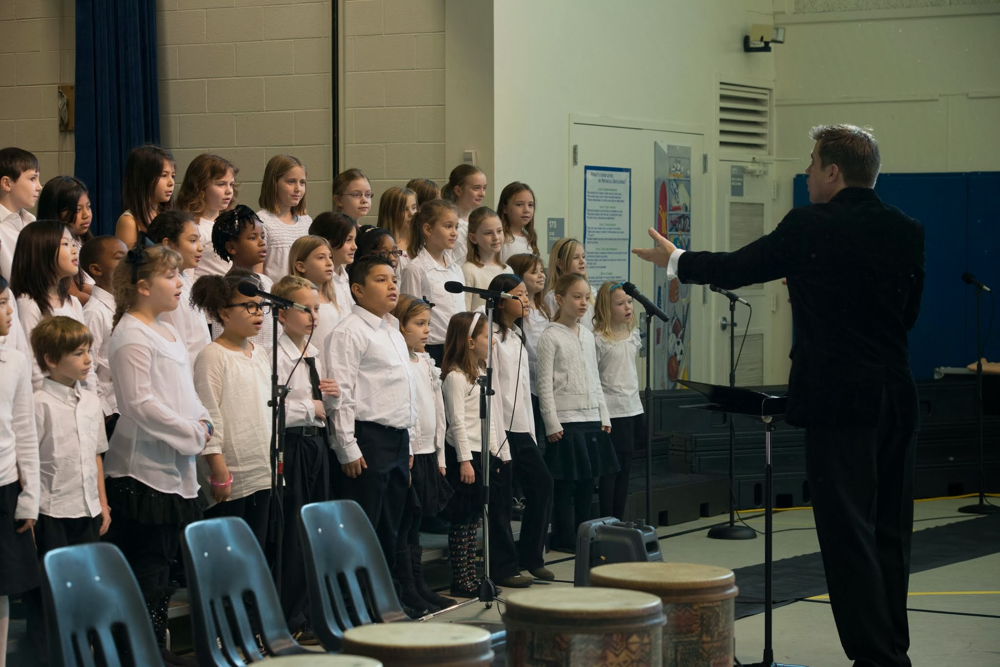 Scenes from our Winter Concert