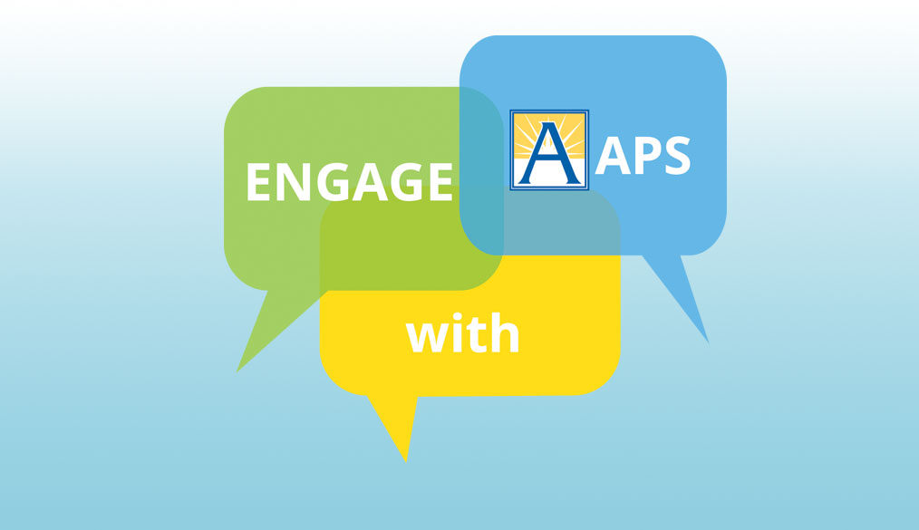 Engage with APS!