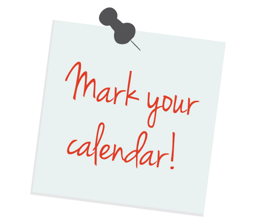 mark your calendar clipart free clip art images long branch