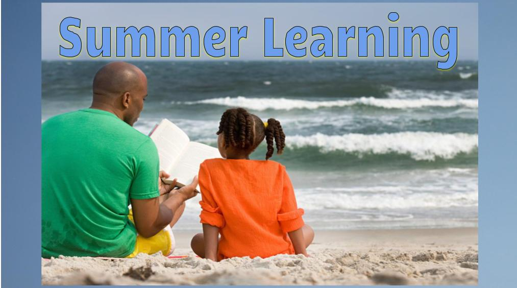 Summer Learning!