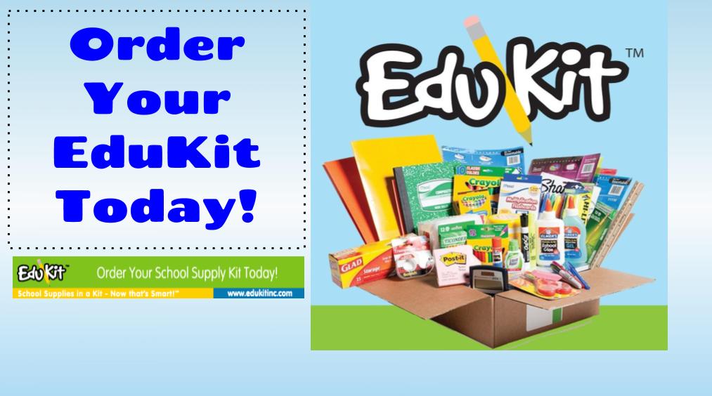 Order Your EduKit Today!