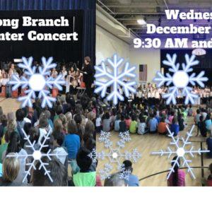 winter Concert Dec. 5