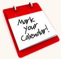 Marquez votre calendrier