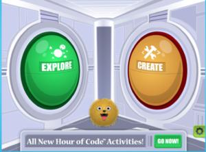 K-2 Hour of Code