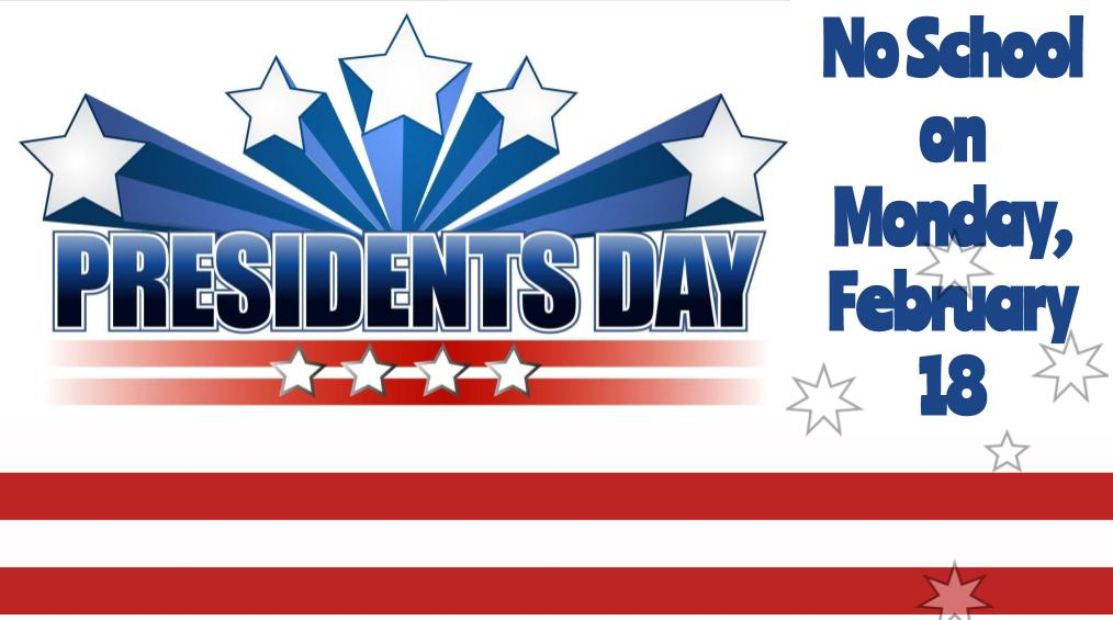 Image result for Presidents day no school images