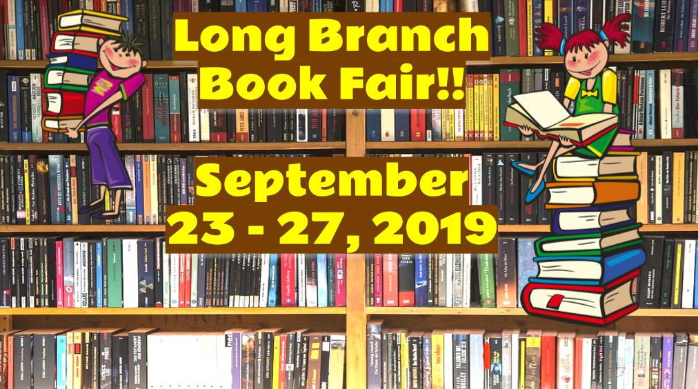 Book Fair starts Monday, September 23, 2019!