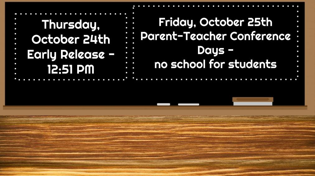 2019 Parent-Teacher Conferences