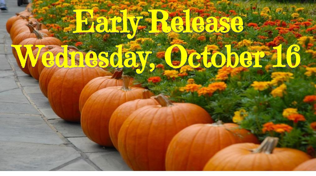 Early Release – October 16, 2019