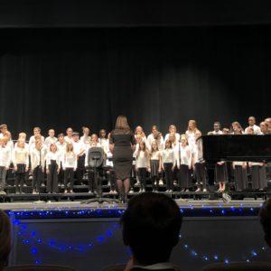 Chorus @W-L Concert