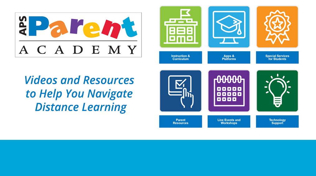 Explore the APS Parent Academy