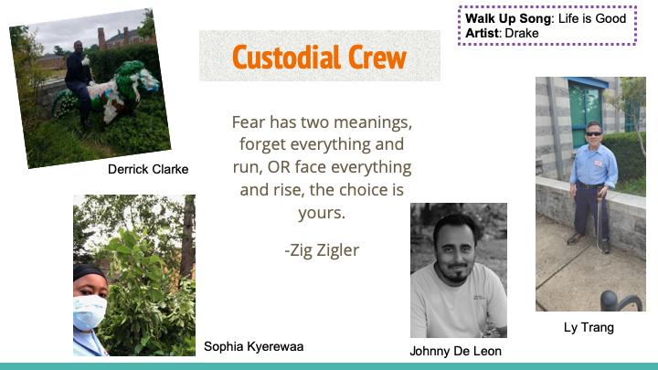 Custodial Crew