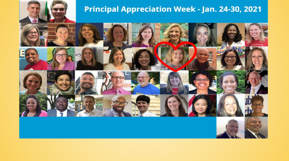 Thanks to our APS Principals!