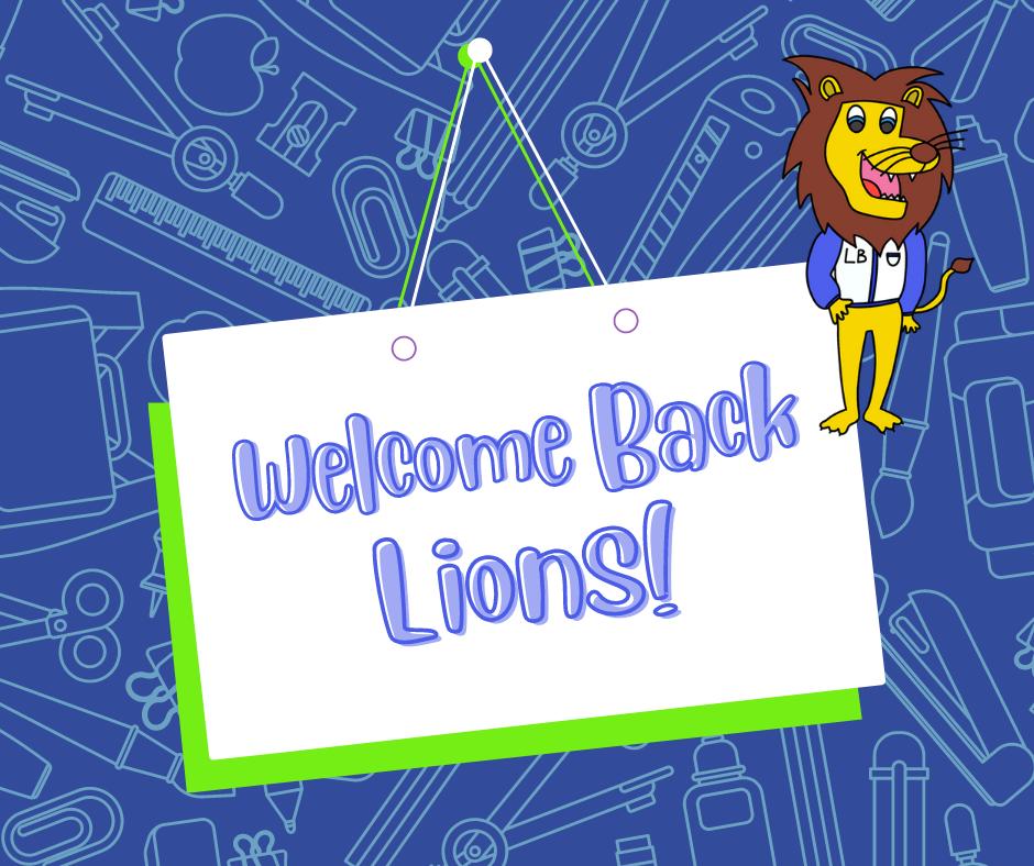 """标有""""欢迎回归狮子会""""的横幅"""