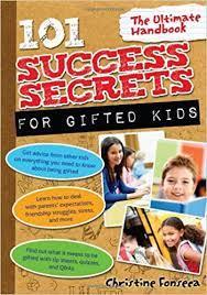 """Imagen del libro """"101 secretos del éxito para niños superdotados"""""""