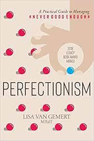 "Imagen del libro ""Perfeccionismo"""