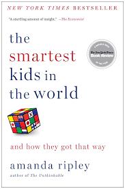 """Imagen del libro """"Los niños más inteligentes del mundo"""""""